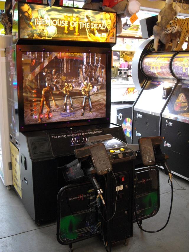 Borne d'arcade à la foire de Liège 11-hou10