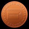 Palmarès montage : 15 or 12 argent 8 bronze
