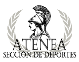 ATENEA - SECCIÓN DE DEPORTES