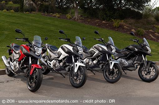 Essai Honda NC 700 X / Chameau transgénique  Honda-15