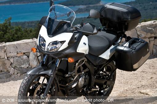 VStrom 650  2012 (1er essai) Suzuki10