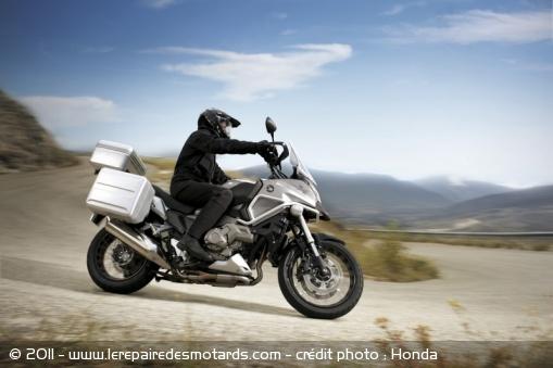 Nouveauté 2012 : Honda Crosstourer 1200  Trail-11