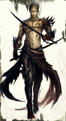 Asher (Erebos) ; Demon (IN CON) Demon10