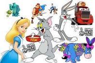 افلام الكارتون والرسوم المتحركه