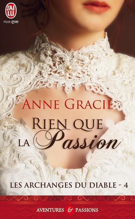 Les archanges du diable - Tome 4 : Rien que la passion d'Anne Gracie Cover_10