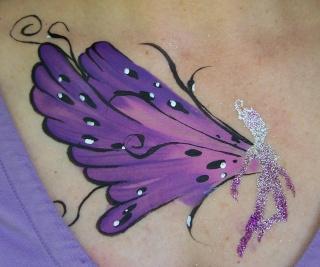 First glitter fairies 03410