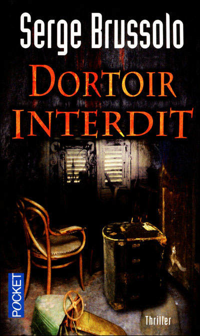 AGENCE  : DORTOIR INTERDIT de Serge Brussolo 29816710
