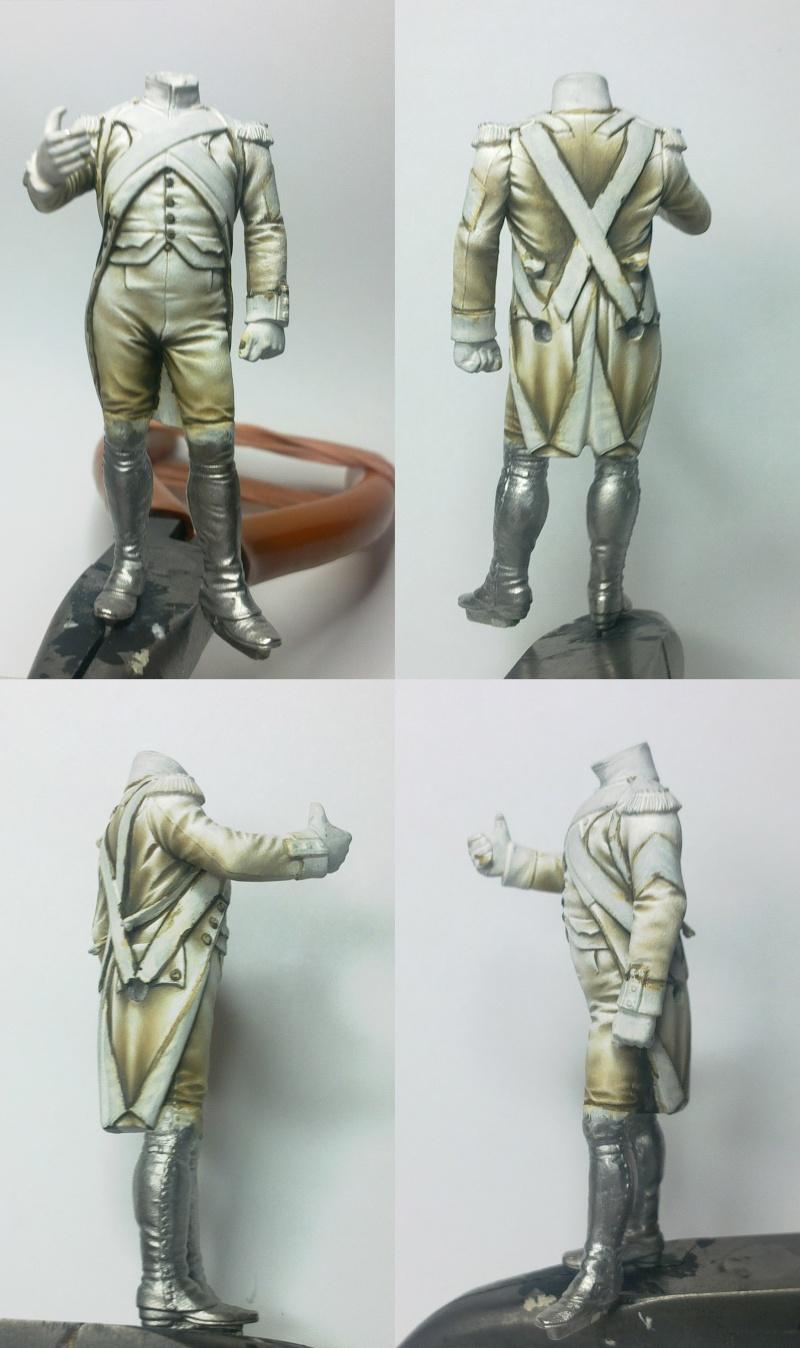 Voltigeur du 33e de ligne en habit blanc-1806 4-volt10