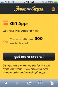 Get paid apps for free via FreeMyApps.com Img_3810