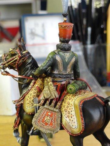 Fournier hussards badois Four210