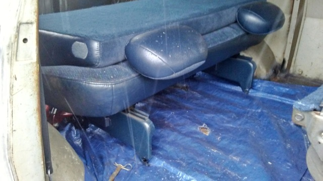 Bench seats  20200211