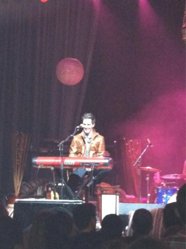 Andy Grammer POTD 10/29/2011 Agbost10