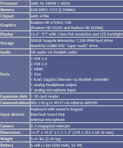 ASUS A53T Notebook Lap_sp10