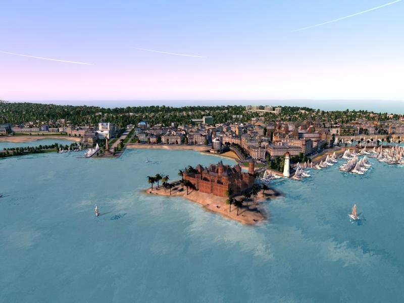 Les villes du passé - Page 2 Games879