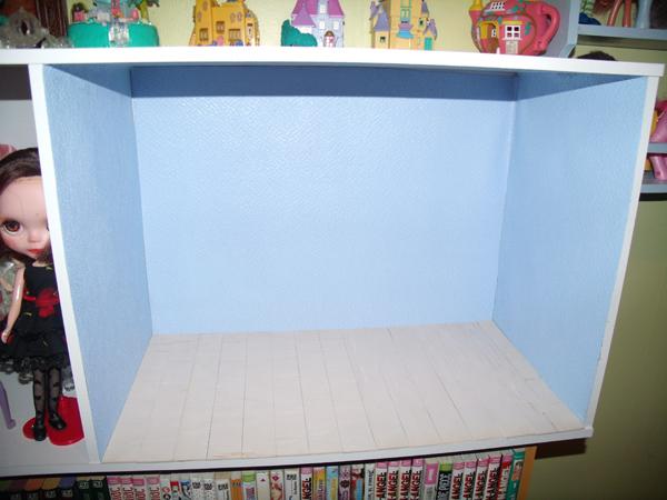 1st dollhouse (étape par étape) pour Blythe, pullip.... Gedc0718