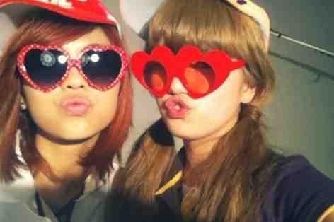 SuFei ou FeiZy (Suzy & Fei)  Tumblr33