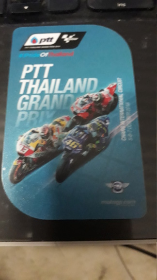 Direction   Thaïlande grand prix moto à Chang BURIRAM 5 6 7 20180910