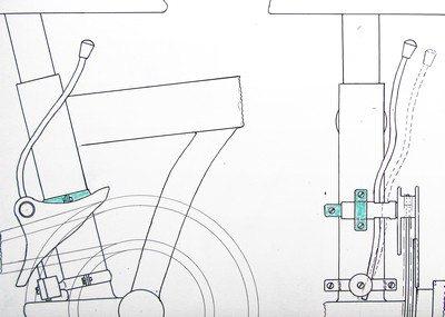 Dérailleur pour un pédalier à double plateau [conception et montage] - Page 2 Plan_r11
