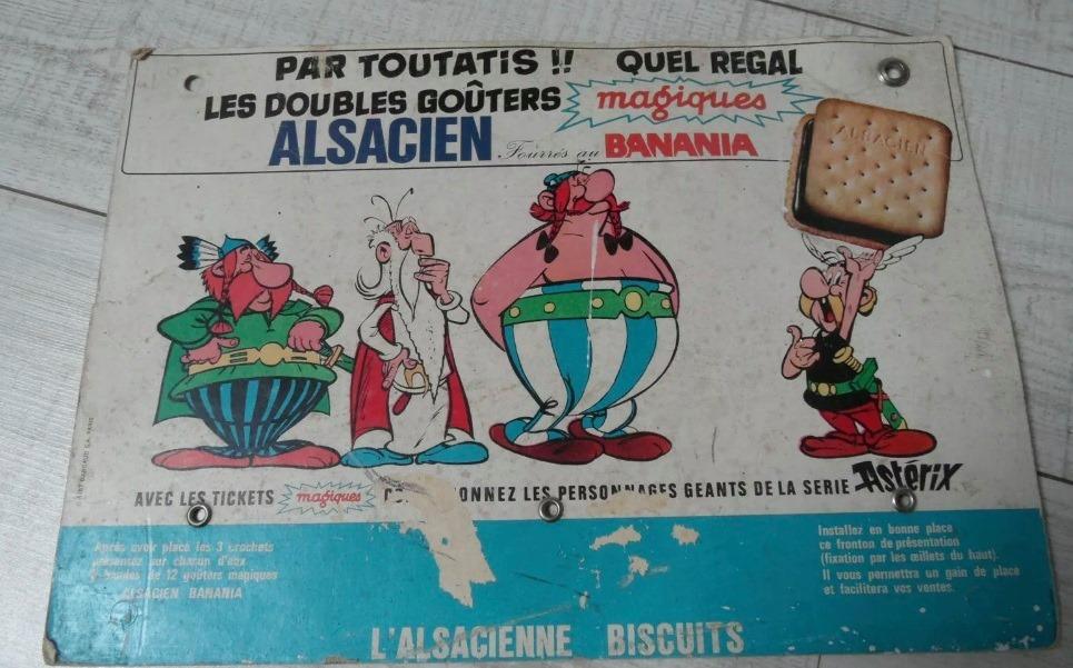 Asterix chez Danette le 1er octobre 2021 23315111