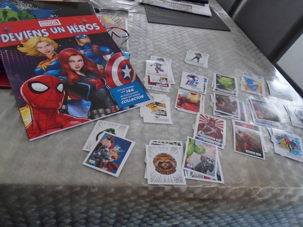 album des super héros.... Dsc00421