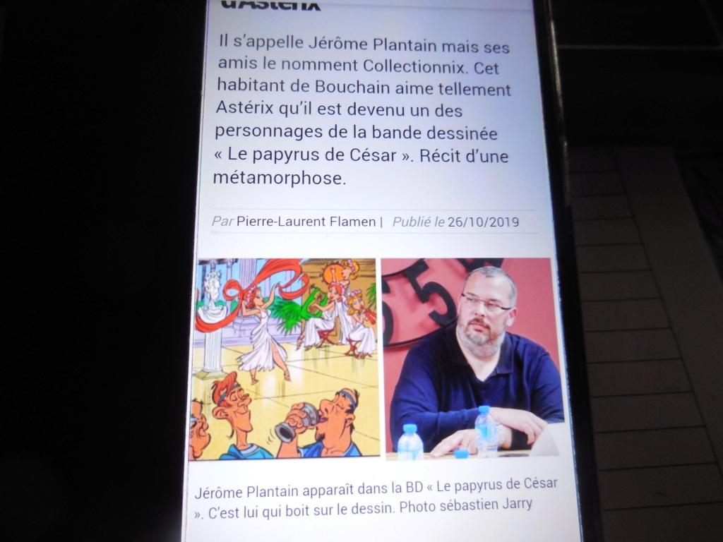 38 ème album Astérix: La fille de Vercingétorix  - Page 4 Dscn0211