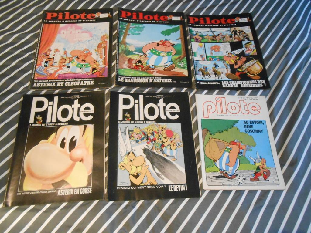 Pilote - Le journal d'Astérix et d'Obélix - Page 3 Dscn1106