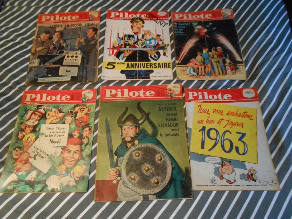 Pilote - Le journal d'Astérix et d'Obélix - Page 3 Dscn1293