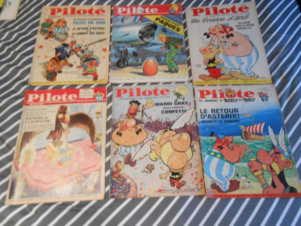 Pilote - Le journal d'Astérix et d'Obélix - Page 3 Dscn1294