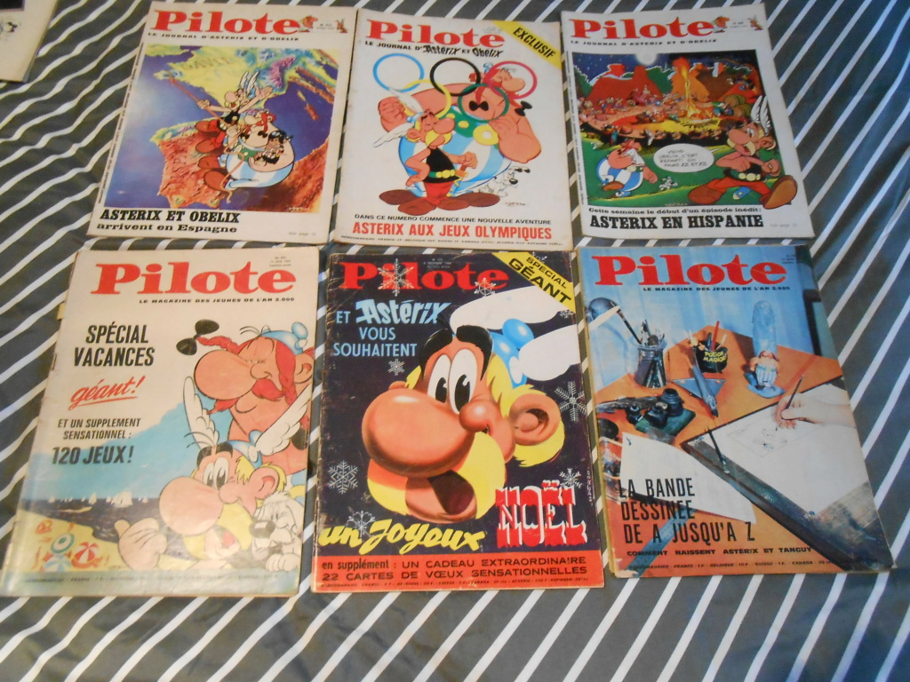 Pilote - Le journal d'Astérix et d'Obélix - Page 3 Dscn1296