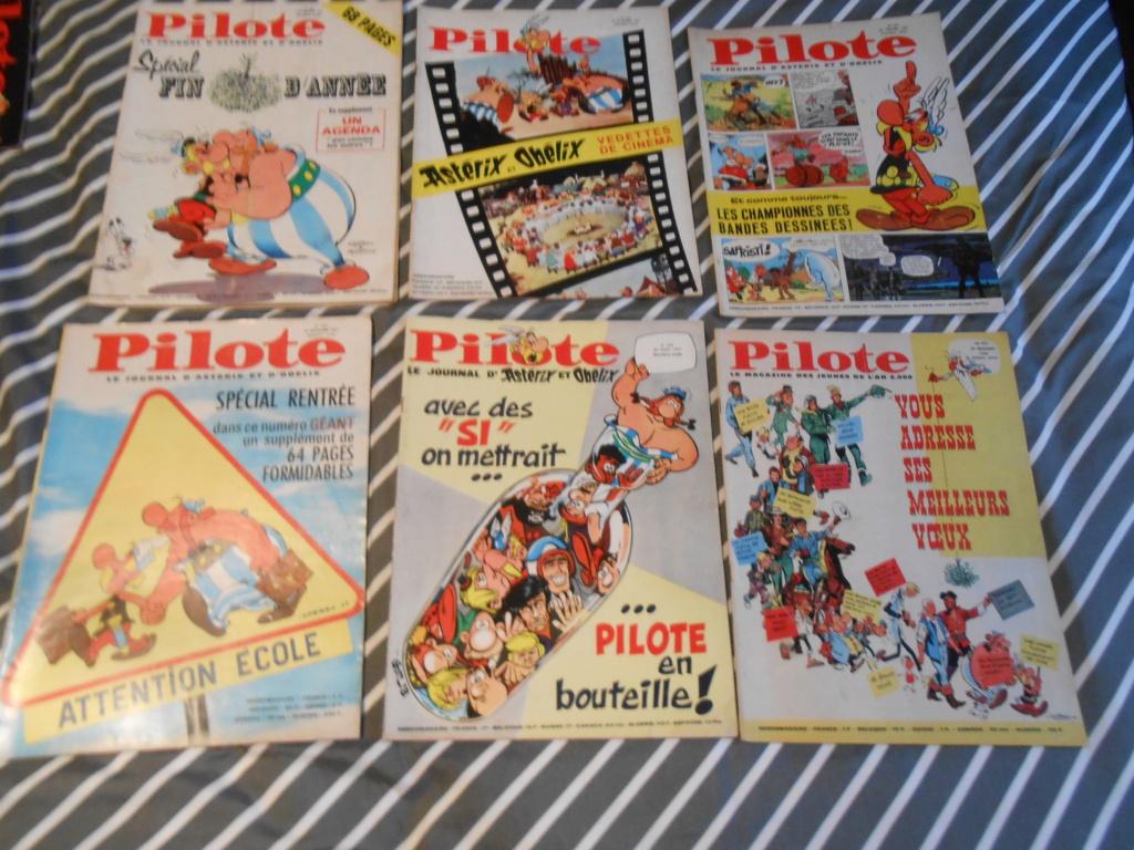 Pilote - Le journal d'Astérix et d'Obélix - Page 3 Dscn1299