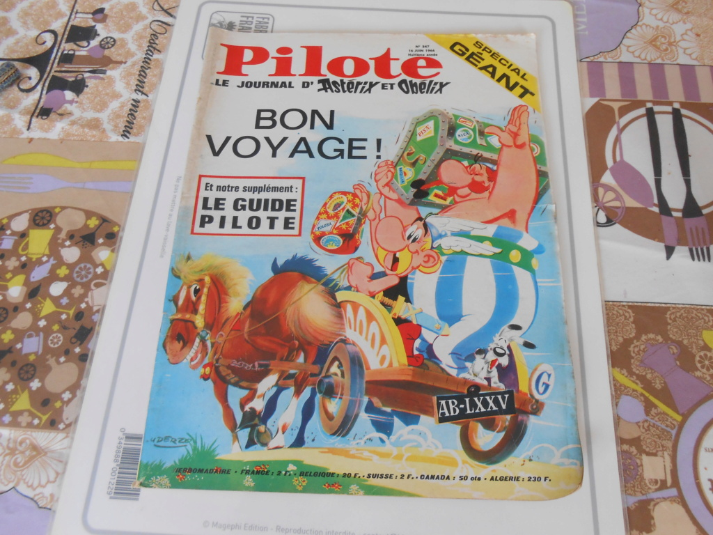 Pilote - Le journal d'Astérix et d'Obélix - Page 3 Dscn1663