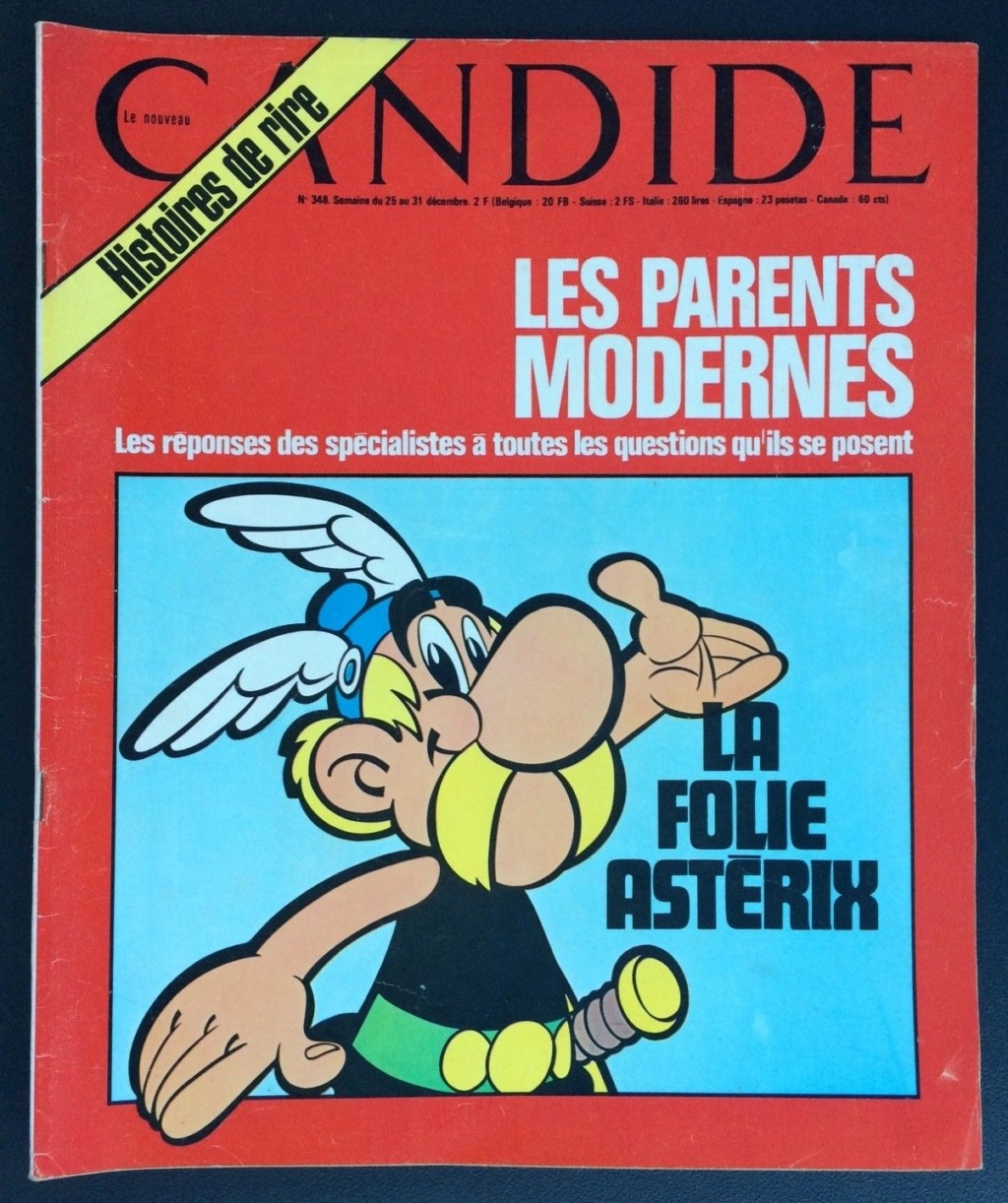 Collection Tintin de Maurice Chiassoux Mag10