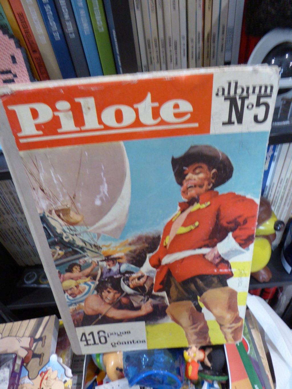 Pilote - Le journal d'Astérix et d'Obélix - Page 3 P1040540