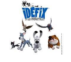 Idéfix et les irréductibles: Une série de 52 épisode avec Idefix en 2020 - Page 2 Tzolzo21