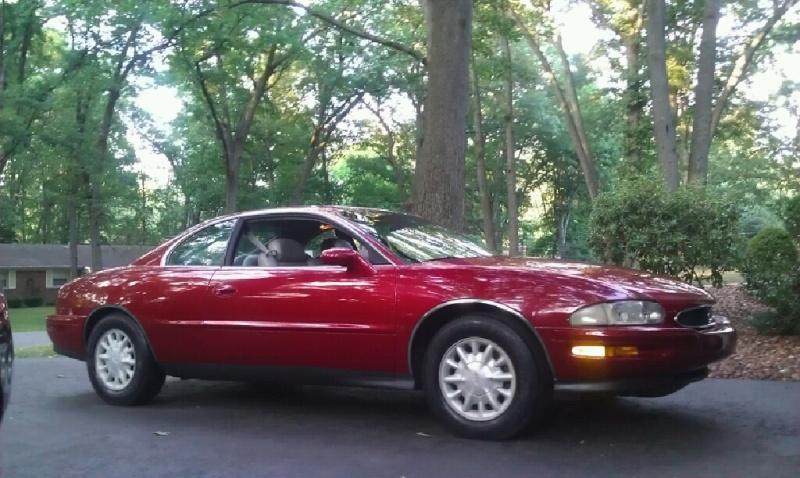 charlieRobinson's '98 Riviera SC 211