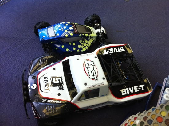 [NEWS] Losi 5IVE-T short course 1/5 4x4 Losi510