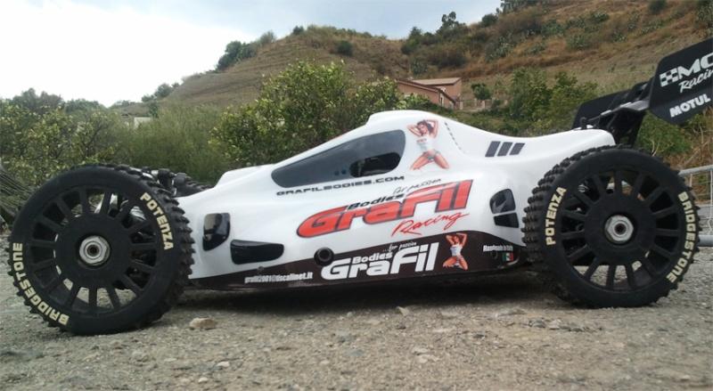 Race Runner V4 converti Mamba XL V4g310