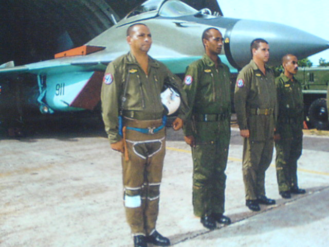 Armée Cubaine / Cuban Revolutionary Armed Forces Dsc01748