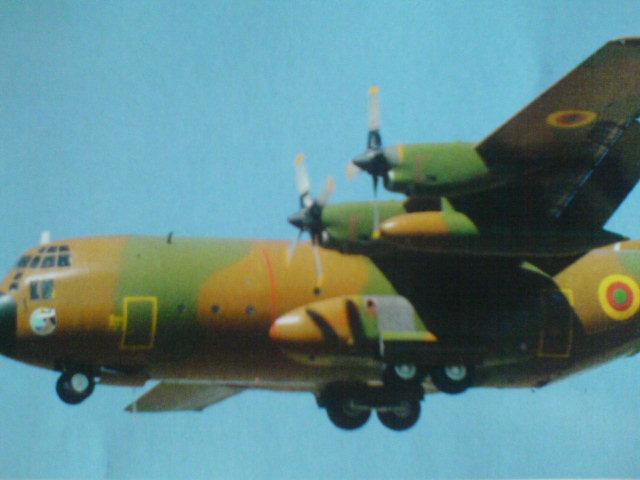 Forces Armées Camerounaises Dsc01970