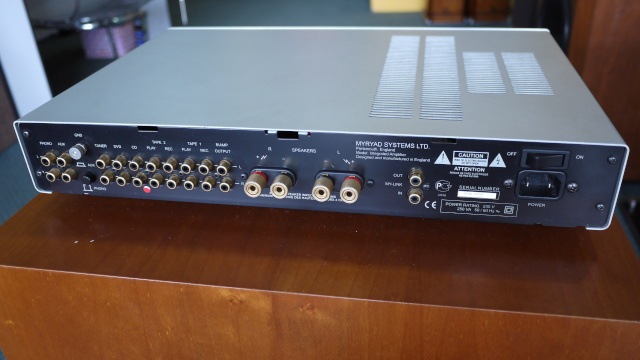 Myryad Z140 Integrated Amplifier (Used) 05010