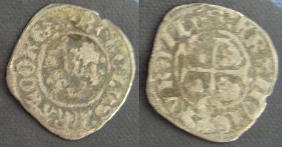 Denier tournois au K de Charles VII 310