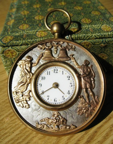 IMPORTANT GUIDE : how to recognise FAKE AUTOMATON POCKET WATCHES A5_bmp10