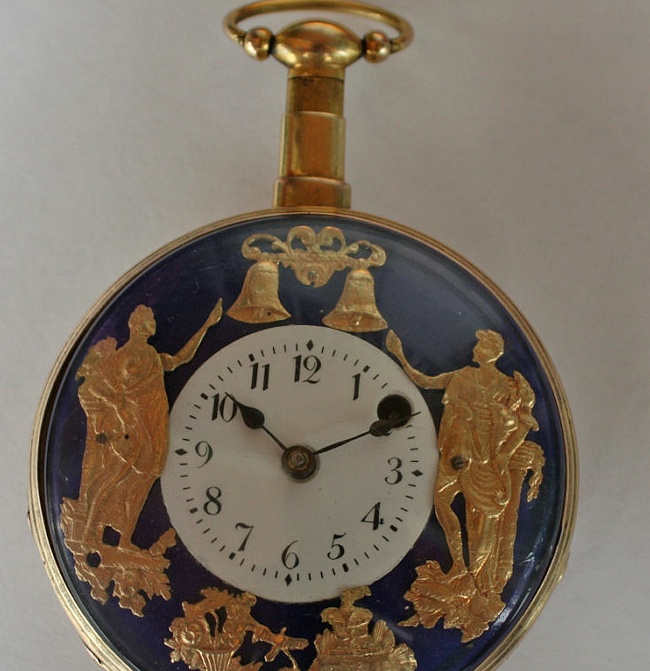 IMPORTANT GUIDE : how to recognise FAKE AUTOMATON POCKET WATCHES Automa15