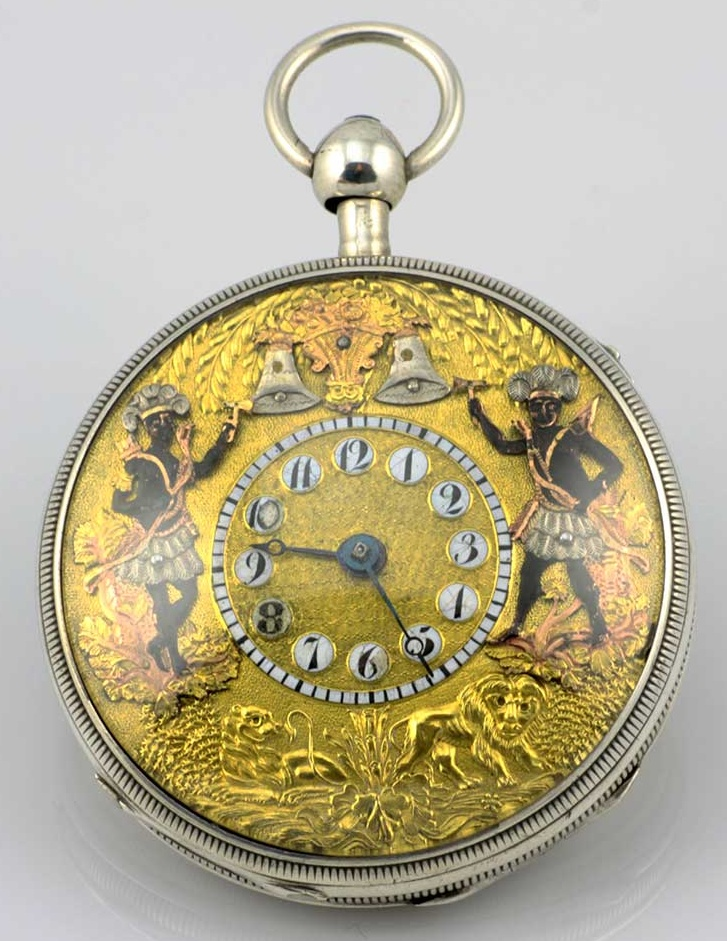 IMPORTANT GUIDE : how to recognise FAKE AUTOMATON POCKET WATCHES Coq_1010
