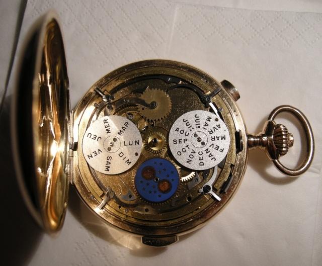 Le Phare, quarter repeater, chronograph, calendar, moon phase Dscn9617