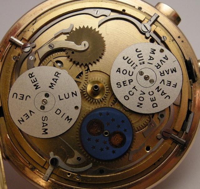 Le Phare, quarter repeater, chronograph, calendar, moon phase Dscn9620