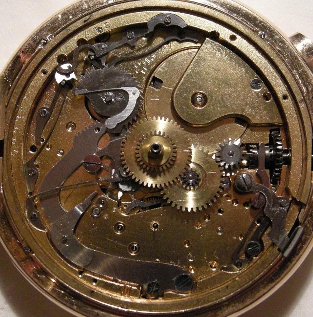 Le Phare, quarter repeater, chronograph, calendar, moon phase Dscn9621