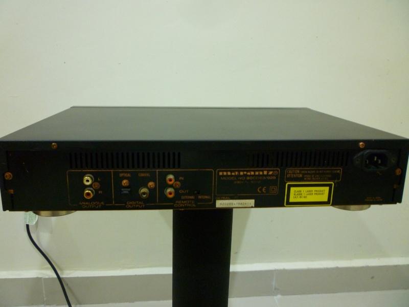 Marantz CD63-MkII KI SIGNATURE CD PLAYER (sold) P1110414