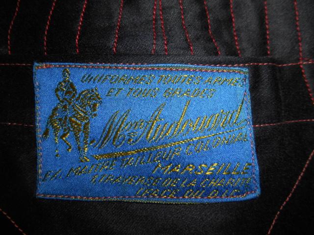 Gendarme - Tenue de cérémonie gendarme à cheval - VENDUE ! ! ! Dscn6736