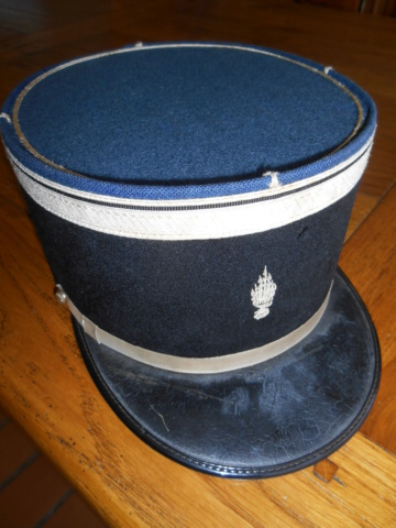 Gendarme - Tenue de cérémonie gendarme à cheval - VENDUE ! ! ! Dscn6739